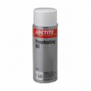 Loctite® 51221 Penetrating Oil, 16 fl-oz Aerosol Can, Aerosol, Pale Yellow, 0.8 - 0.84