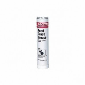 Loctite® 51252 Food Machinery Grease, 14.5 oz Cartridge, Paste/Gel, White, -20 to 450 deg F