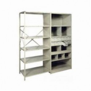 LYON® 8791 Open Lateral Cross Brace, For Use With 42 in W Shelving