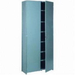 LYON® 8837 Swinging Door, 84 in H x 36 in W, For Use With 8000 Series Shelving System, Steel