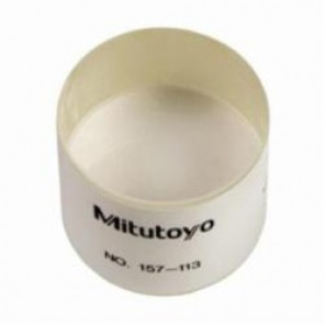 Mitutoyo 157 Inch Optical Parallel, 1 in THK, 0.000008 in