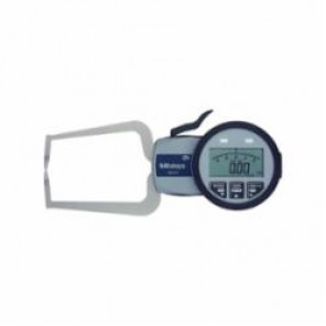 Mitutoyo Series 209 External Inch/Metric Digimatic Caliper Gage 0, 0 to 0.39 in/0 to 10 mm