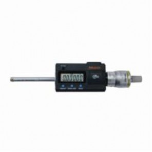 Mitutoyo 468 Digimatic Holtests 3-Point Metric/Inch Internal Micrometer, 6.925 to 8.89 mm/0.275 to 0.35 in, LCD