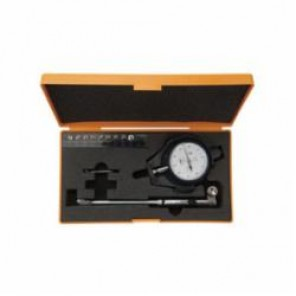 Mitutoyo Series 511 Inch Bore Gage With 2923SB-10 Dial Indicator, 0.4 to 0.75 in, Graduation 0.0001 in, Steel