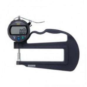 Mitutoyo 547 Metric Digital Thickness Gage, 0 to 10 mm, Ceramic