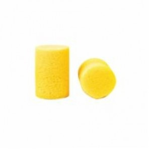 E-A-R™ Classic™ Rolldown Uncorded Disposable Ear Plug 10000, Cylinder, 29 dB, Yellow Plug