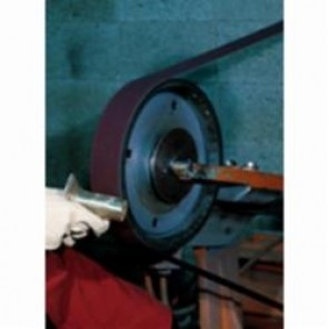 3M™ 341D Narrow Abrasive Belt, 60 in L x 2-1/2 in W, 80/Medium, Aluminum Oxide Abrasive, X-Weight Cloth Backing