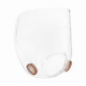 3M™ 051131-37006 Lens Assembly, For Use With 6000 Series Full Facepiece Respirators, Clear
