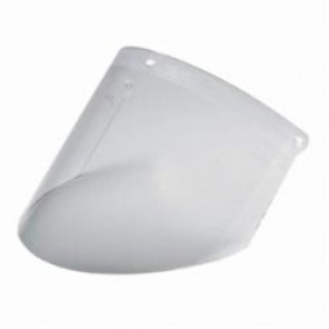 3M™ 078371-82700 Durable Faceshield Visor, 9 in H x 14-1/2 in W, Propionate, Clear