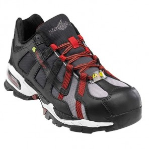 Men's Nautilus AlloyLite Steel-Toe ESD Athletic Shoe