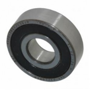 SKF - 6000 2RS - 1 Row, 0.31 Inch Wide, 1.02 Inch Outside Diameter, Radial Ball Bearing