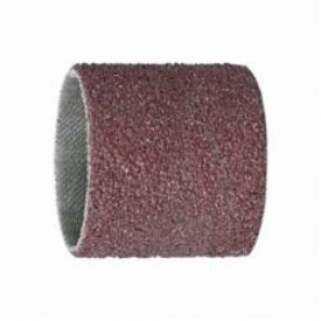 PFERD 41022 Cylindrical Coated Spiral Band, 3/8 in Dia, 3/4 in Band, 80/Medium, Aluminum Oxide Abrasive 100/Box