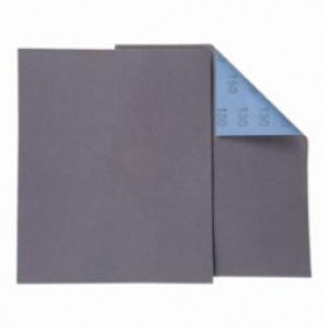 PFERD 46928 Water Resistant Coated Abrasive Sheet, 11 in L x 9 in W, 120/Fine, Silicon Carbide Abrasive, Paper Backing 50/Box