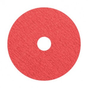 PFERD FS CO-COOL Standard Coated Abrasive Disc, 4-1/2 in Dia, 7/8 in, 24/Extra Coarse, Topsized Ceramic Oxide Abrasive
