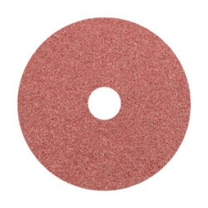 PFERD FS A Standard Coated Abrasive Disc With Plain Arbor Hole, 4-1/2 in Dia, 7/8 in, 16/Coarse, Aluminum Oxide Abrasive 25/Box