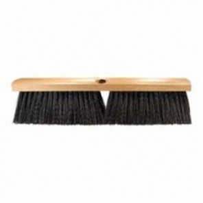 PFERD Vantage Brush FS-07 Medium Sweep Floor Brush, 24 in Block, 3 in Tampico Trim 12/Box