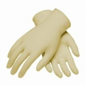 PIP® Ambi-dex® 62-321PF Disposable Gloves, M, Natural Rubber Latex, Natural, 9-1/2 in L, Powder Free, Fully Textured, 5 mil THK, Application Type: Premium Grade, Ambidextrous Hand