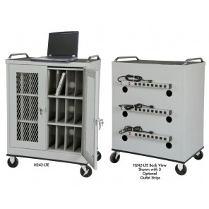 LAPTOP STORAGE CART, Laptop Storage Cart