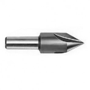 Union Butterfield® 5011099 Center Reamer, 3/8 in Dia x 1-3/4 in L, 1/4 in Straight Shank, 7/8 in
