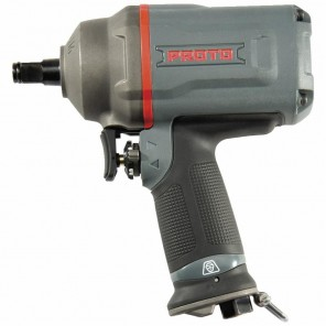 Proto® J150WP Air Impact Wrench, 1/2 in Square Drive, 1160 bpm, 1260 ft-lb Torque, 5.1 cfm (Bare Tool)