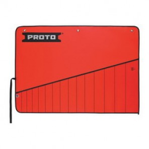 Proto® J25TR41C Back Tool Pouch, 15 Pockets, For Use With J1200F-MASD and J1200P-MASD Combination ASD Wrench Set, Canvas