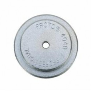 Proto® J4040-1 Puller Step Plate Adapter, 1 in Dia, 3/4 in Lower Step, 3/4 - 2-3/8 in Bore