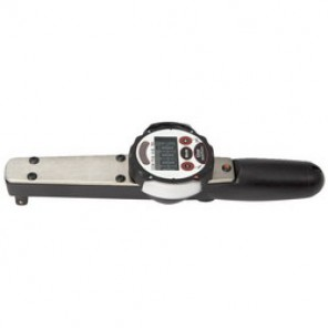 Proto® J6345A Dial Electronic Torque Wrench, 3/8 in Drive, Fixed Head, 5 - 50 ft-lb, 0.01 ft-lb, 0.1 in-lb, 0.1 N-m