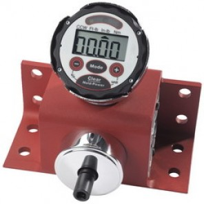 Proto® J6472 Electronic Torque Tester, 3/8 in Drive, 2.1 - 20.8 ft-lb, +/-1%, 9 V Battery Power Source, LCD Display