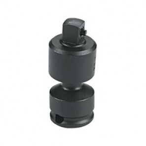 Proto® J66170P SAE Standard Length Universal Joint, For Use With 1/4 in Drive Impact Sockets, Steel, Black Oxide