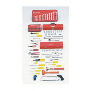 Proto® J99420 Metric Starter Master Tool Set, 99 Pieces, For Use With 6 - 26 mm Fasteners, 3/8 in, 1/2 in Drive