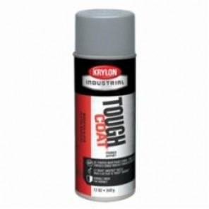 Krylon® Tough Coat® A00341007 Sandable Spray Primer, 12 oz, Liquid, Light Gray