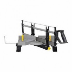 Stanley® 20-800 Adjustable Angle Clamping Mitre Box