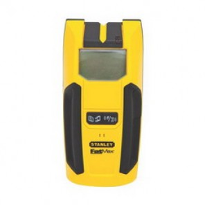 Stanley® FatMax® FMHT77407 Electronic Stud Sensor, 6-1/2 in H x 3-1/2 in W x 1-1/2 in H, 1-1/2 in, Backlit LCD Display