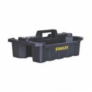 Stanley® FatMax® STST41001 Extra Deep Portable Tote Tray, 1.38 gal, 19.5 in L x 13.2 in W x 7.7 in H, Plastic