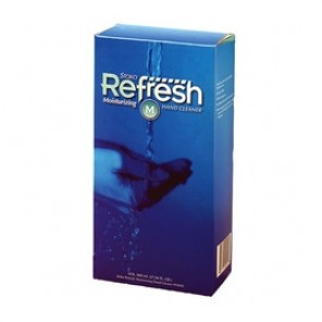 Deb 800ml Blue Stoko Refresh Gentle Moisturizing Foam Wash, 6/Case
