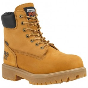 Men's Timberland PRO EH Waterproof Steel Toe Boots