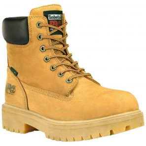 "Men's Timberland PRO 65030 6"" Waterproof Soft-Toe Boot"