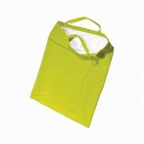 Tingley Comfort-Brite® B53102-UN High Visibility Storage Bag, 0.35 mm THK, Polyester Coated, Fluorescent Yellow-Green