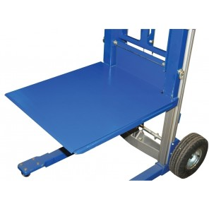 HAND WINCH LIFT TRUCK OPTIONS, Deck Platform