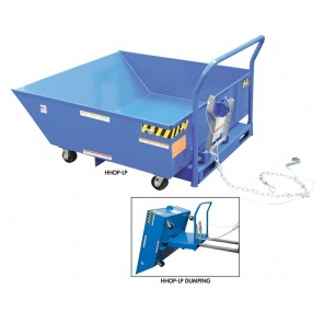 LOW PROFILE PARTS HOPPERS, Volume Cubic Yard: 42738, Cap. (lbs.): 2000
