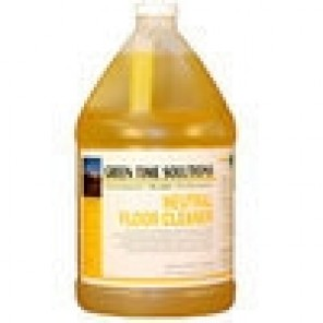 Warsaw Green Time Neutral Floor Cleaner gallon