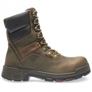 "Men's Wolverine Cabor EPX™ Dry Waterproof EH 8"" Composite Toe Work Boot"