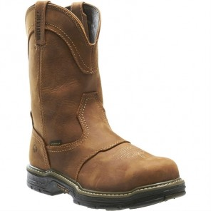 Men's Wolverine Anthem Steel-Toe Wellington Boot